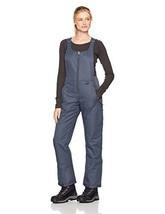 Arctix Women's Essential Insulated Bib (Small (4-6) Regular|Regular|Steel) - $80.67