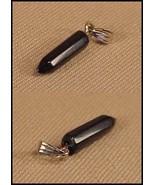Beautiful Gemstone POINT Pendant Metaphysical  # 405MTG - $4.92