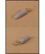Beautiful Gemstone POINT Pendant Metaphysical  # 418TPM - $4.92
