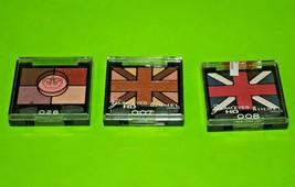 (3) Rimmel Glam'Eyes HD Quad Eye Shadow #007 ;#008 & #028 sealed - $14.53