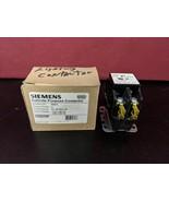 Siemens 45CG20AF Definite Purpose Contactor 2-Pole 30 Amp 120 VAC Coil - $26.68