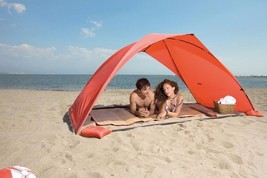 Beach Tent Sun Shade Canopy Fishing Shelter Awn... - $56.95