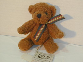 Ted D Bear joined plush bear Brown - $9.99