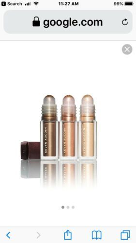 KEVYN AUCOIN The Loose Shimmer Shadow Set New In Box NIB - $36.99
