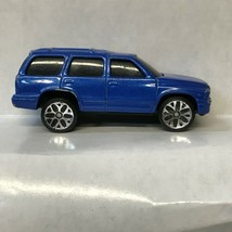 Blue Dodge Durango 2007 Maisto Loose Diecast Car LF - $5.45
