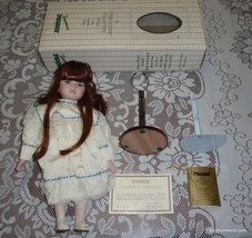 "LIMITED EDITION ""Georgia"" Seymour Mann A Connoisseur Collection Doll With Box! - $58.19"