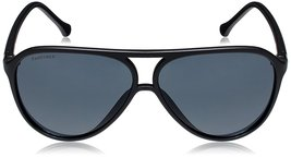 Fastrack UV Protected Aviator Sunglasses (P297BK1/64/Grey)(P297BK1) - $56.99
