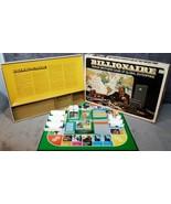 Vintage 1973 Mint in Box Parker Bros. Billionaire Game of Global Enterprise USA - $24.99