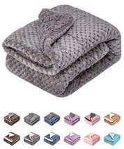 Fuzzy Dog Blanket or Cat Blanket or Pet Blanket, Warm and Soft, Plush Fl... - £10.92 GBP