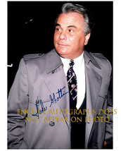 JOHN GOTTI  Authentic Original  SIGNED AUTOGRAPHED PHOTO w/ COA 5289 - $220.00