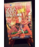 Yoga Booty Ballet LIVE Latin Flavor - 2005, DVD - Brand New/Sealed - $9.41