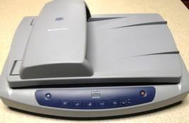 Hp Scanjet 5550c Flachbett Adf Auto Doc Scanner 2400 X 2400 - $41.37