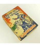 Drums Along the Mohawk 1939 Vintage Book Walter Edmonds Hardcover Dust J... - $99.99