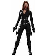 Movie Masterpiece Captain America / Winter Soldier 1/6 scale figure Blac... - $333.18
