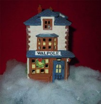 DEPT 56 - DICKENS VILLAGE SERIES- WALPOLE TAILORS  - MIB - $11.76