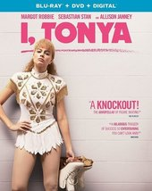 I, Tonya [Blu-ray + DVD + Digital, 2018]