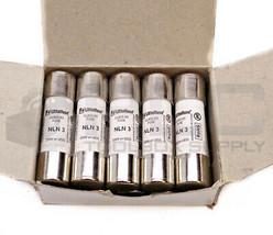 Box Of 10 New Littelfuse Nln 3 Class K5 Fuse 250V - $35.00