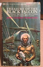 Treasure Of The Black Falcon U6085 John Coleman Burroughs 1967 signed - $245.00