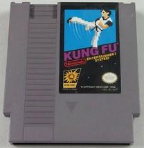 Kung Fu (Nintendo Divertissement Système, 1985) - $11.87