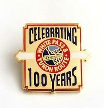 Celebrating 100 Years White Pass & Yukon Route Railroad Railway Collecti... - $11.03