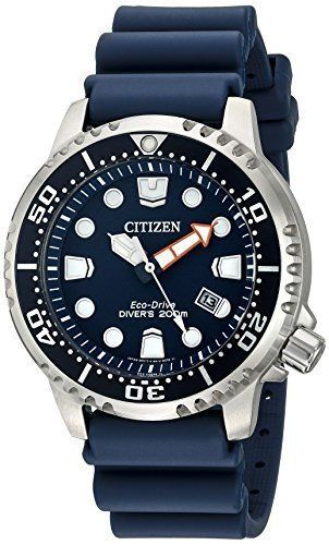 Citizen Eco-Drive Men's BN0151-09L Promaster Diver Watch With Blue PU Band Parts