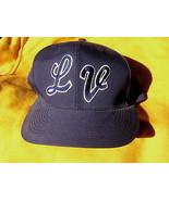 vtg Baseball Cap Hat LV L V trucker hat - $29.65