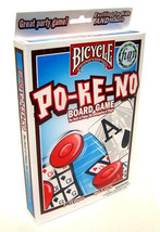 The Original Pokeno White Card Game by Bicycle - $16.40