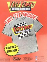Men's Fast Times At RH Funko Home Video VHS Boxed Short Sleeve Tee Exclusive NIB image 3