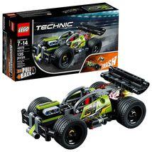 LEGO Technic WHACK! 42072 Race Car Building Kit [New] - $29.99