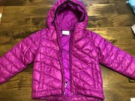 Columbia Toddler Girls Winter Jacket - 3T - Purple - Free Shipping - $19.79