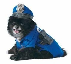 Police Dog Medium Costume Rubies Pet Shop Canine Officer - £20.75 GBP