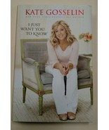 I Just Want You to Know Letters to My Kids On Love Faith Family Kate by ... - $4.94