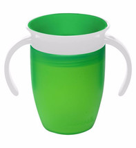 Munchkin Miracle 360° Trainer Cup 207ml Green - $12.78