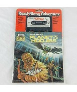 Star Wars Planet Of The Hoojibs Read Along Adventure Book & Tape New Sea... - $42.75