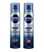 Nivea Men Body Deodorizer Intense & Sprint (Pack of 2) - Free  SHIP - $20.78