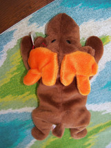 Retired TY Original Beanie Babies  Chocolate with Tush and Hang Tags MIN... - $33.21