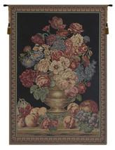 Vase on Black Mini Tapestry Wallart - $99.00