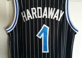 NWT Penny Hardaway Orlando Magic Retro Throwback Jersey Stitched Size S ... - €34,65 EUR