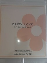 Daisy Love by Marc Jacobs, 3.4 oz 100 ml EDT Spray for Women New - $43.51