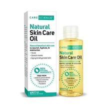 Care Science Multiuse Natural Skincare Oil, 75 ml | For Scars, Stretch Marks, Ag