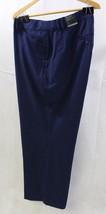 Lane Bryant Women Dress Pants Blue Size 26 Regular - $15.83
