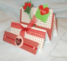 Valentine's Day Card Trifold - $9.99