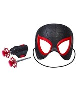 Spider-Man Into the Spider-Verse MILES MORALES MISSION GEAR Set Mask & W... - $15.17