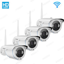 WIFI 1080P Wireless IP Camera Onvif Outdoor Security Bullet IR Night Vis... - $339.90