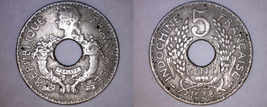 1938(a) French Indochina 5 Cent World Coin - Vietnam - $14.99