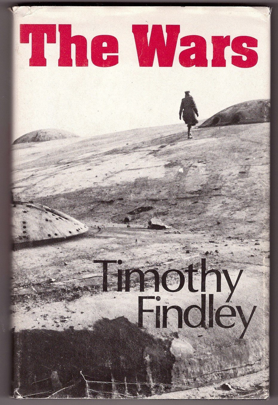 critical analysis wars timothy findley