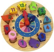Andreu Toys Horloge pour Enfant 22 x 4 cm Multicolore  - $39.32