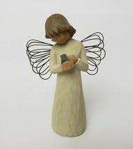Willow Tree Angel of Healing Bird 1999 Susan Lordi Demdaco Figurine  - $19.75