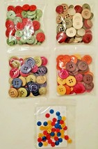 NEW Stampin' Up! Button Embellishments - Variety, You Choose!  Buy More & Save - $5.00
