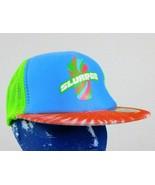 Slurpee Blue Green Orange Trucker Baseball Hat Cap Mesh Snapback Box Ship - $7.99